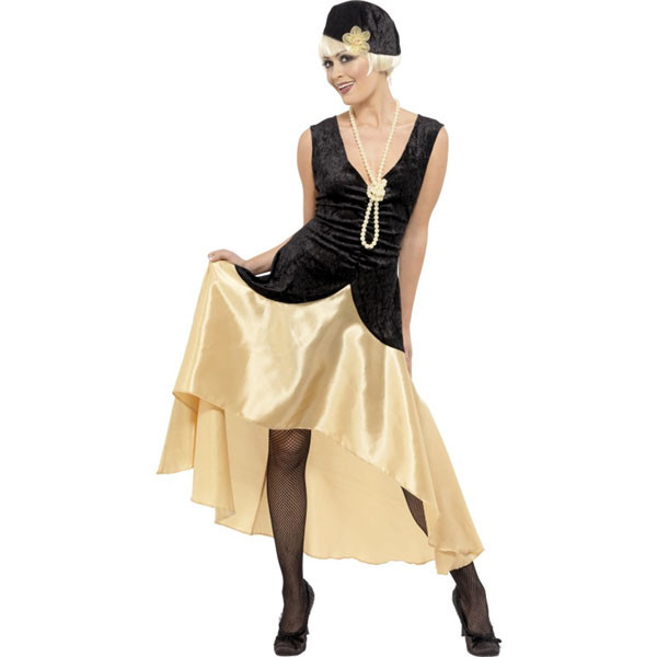 1920s Gatsby Girl Womens Costume