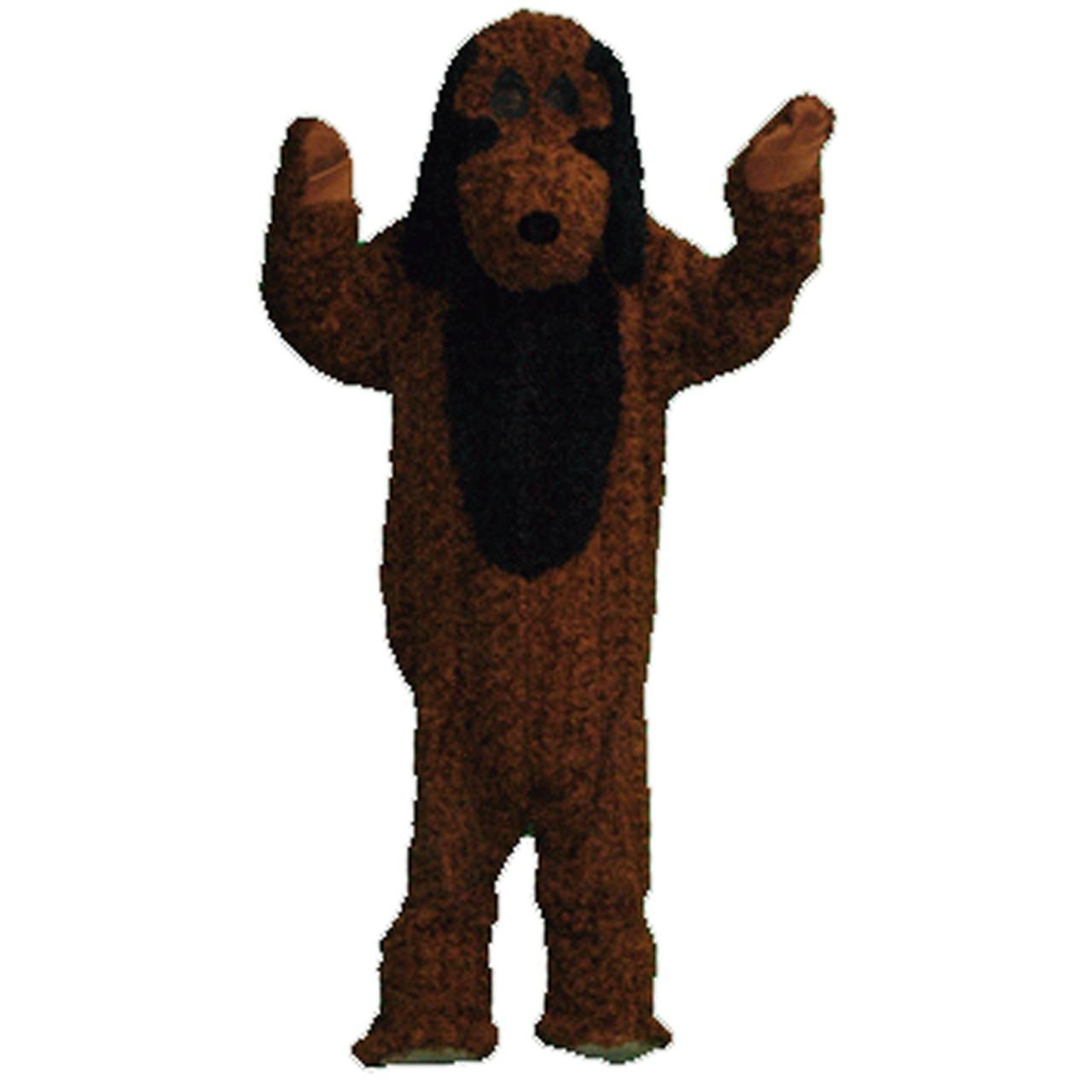 Dog (Black Brown) Animal Costume