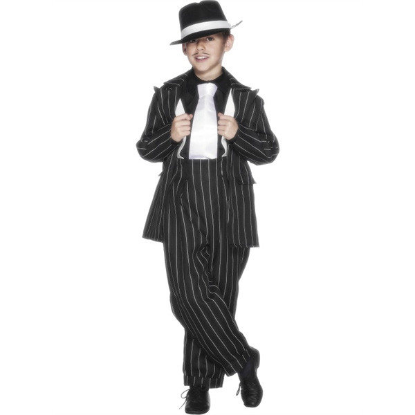 1920's Zoot Suit Gangster Boys Costume