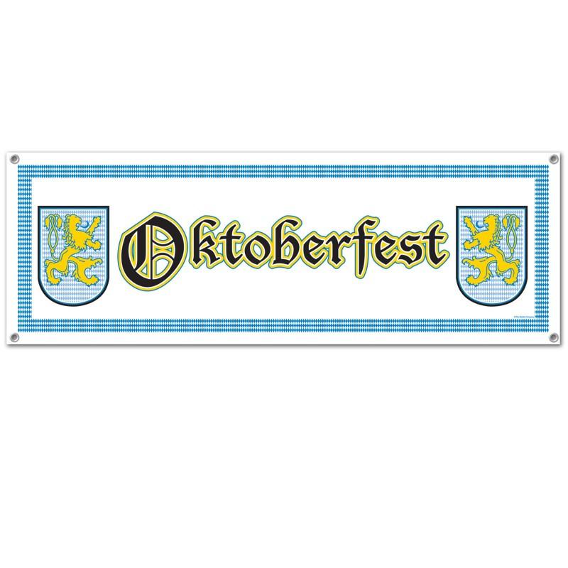 Oktoberfest - Sign Banner