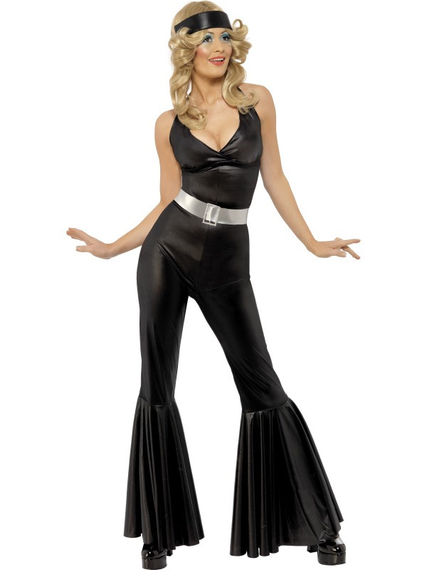 1970's Diva Catsuit Womens Costume