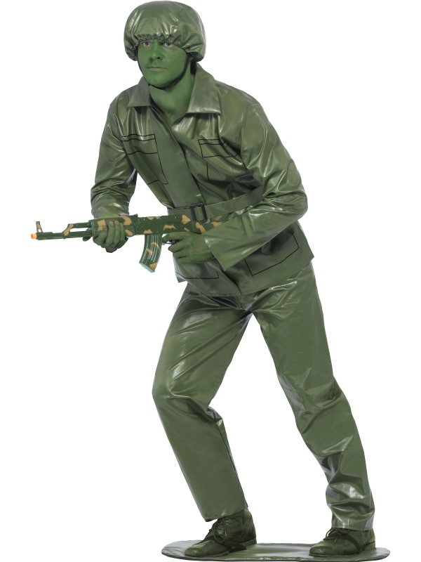 Army Toy Soldier Costume