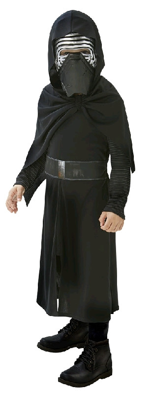 Star Wars - The Force Awakens Kylo Ren Classic Boys Costume