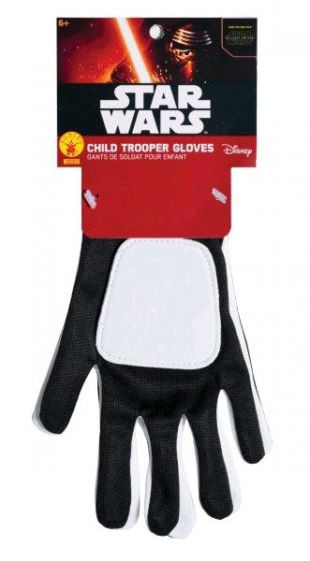 Star Wars Trooper Gloves - Childs