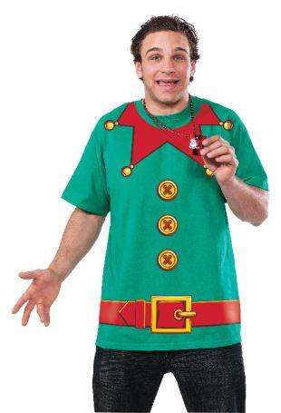 Elf T-Shirt Costume
