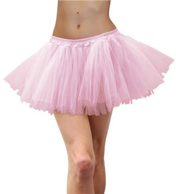 Tutu Adult - Baby/Pale Pink