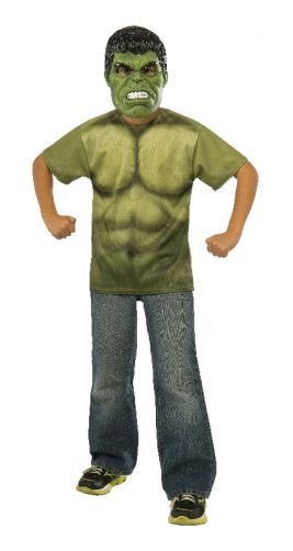 Hulk T-Shirt Kids Costume