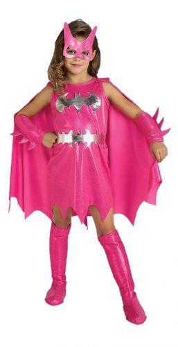 Batgirl Superhero Childrens Costume