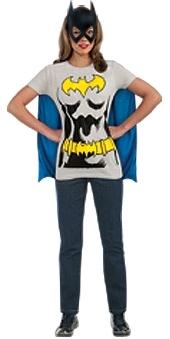 Batgirl Tshirt Costume