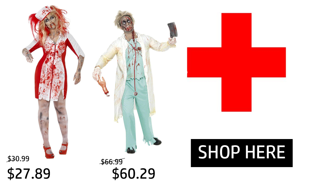 doctors nurses costume online cheap halloween