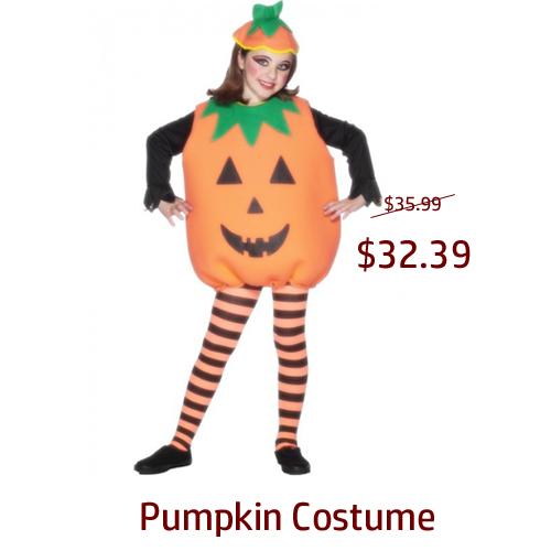 kids pumpkin costume online cheap