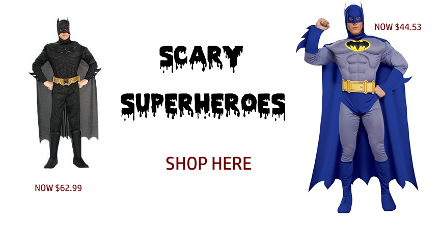 superhero costumes online cheap