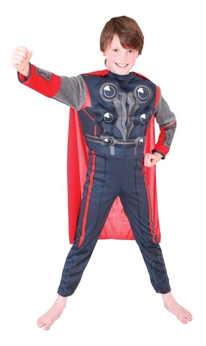 Thor Children Avengers Costume